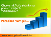seo optimalizace seo-optimalizace.info